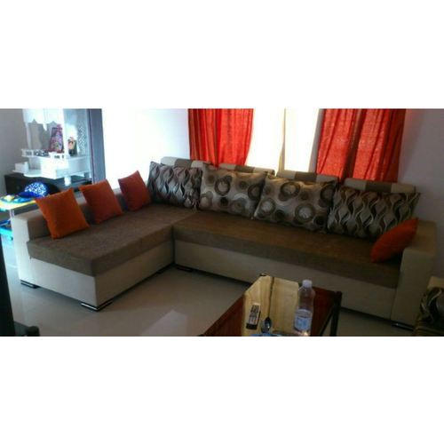 Living Room L Shape Sofa