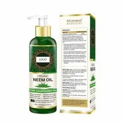 Third Party Manufacturing Organic Neem Oil