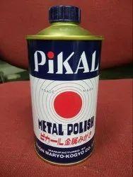 Pikal Metal Polishing Liquid 300 Ml Packaging
