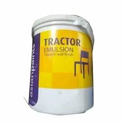 Asian Matt Tractor Emulsion Paint for Wall Painting, Packaging Type: Bucket