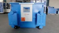 Servo Controlled Three Phase Oil Cooled Voltage Stabilizer