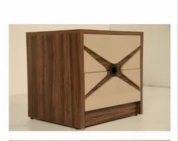Teak Wood Sideboard, Size: 31.1 inches- height