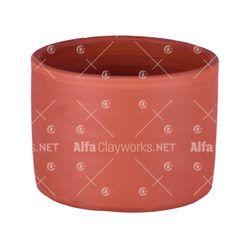 Terracotta Flower Vase