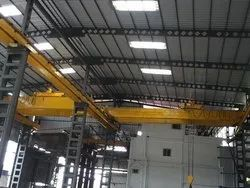 Electric Overhead Cranes, Boom Length: 35 Mtr, Load Capacity: 500 Kg To 50 Ton