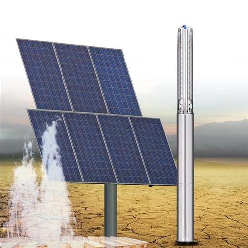 1 To 5 Hp Agriculture Solar Water Pump System Rs 100000