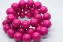 Diy Accessories Colored Wooden Beads