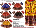 Navratri Chaniya Choli-Gujarati Ghagra Choli-Dandiya Rash Costume-Traditional Chaniya Choli
