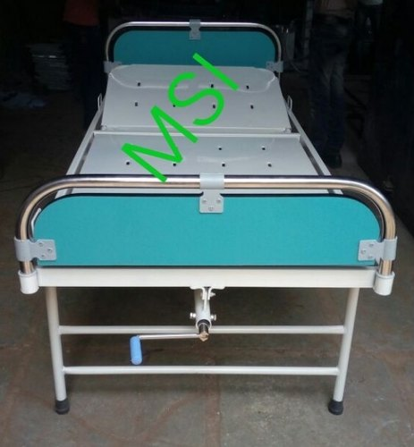 Semi Fowler Bed with SS Penal