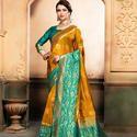 Weaving Silk Saree