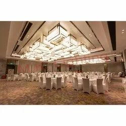 Banquet Hall Acrylic Light