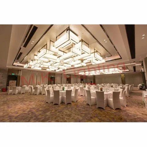 Banquet Hall Acrylic Light