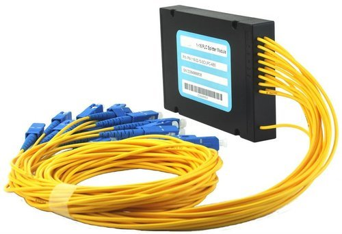 SYROTECH 1x2 PLC SPLITTER, OPTICAL FIBER NETWORKING - Hexastream ...