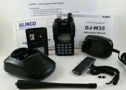 DJ-A40 Alinco Walkie Talkie Radio