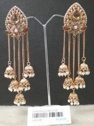 Traditional Ethnic Jhumka Earrings
