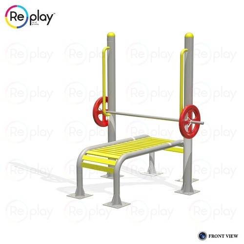 Astonishing Open Air Gym Equipments Outdoor Palm Wheel Manufacturer Bralicious Painted Fabric Chair Ideas Braliciousco
