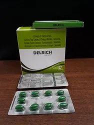 Delrich Softgel Capsule