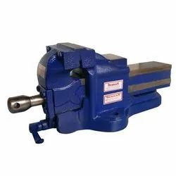 Greaded Casting Herman HE 110 - Bench Vice Quick Release, Base Type: Fixed, For Industrial