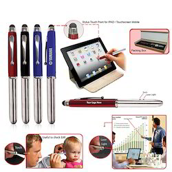 4 In 1 Stylus-Laser Light Pen