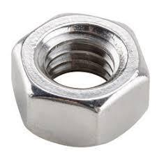SS 321 Hex Nut