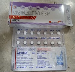 Altraz- Anastrazole Tablets 1mg