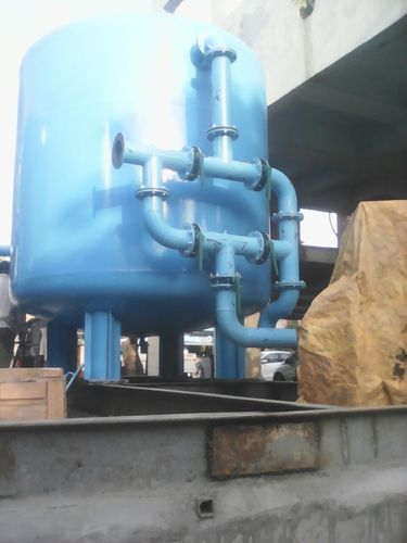 Automatic Water Sand Filter