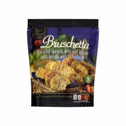 Bruschetta - Onion Snack Breads