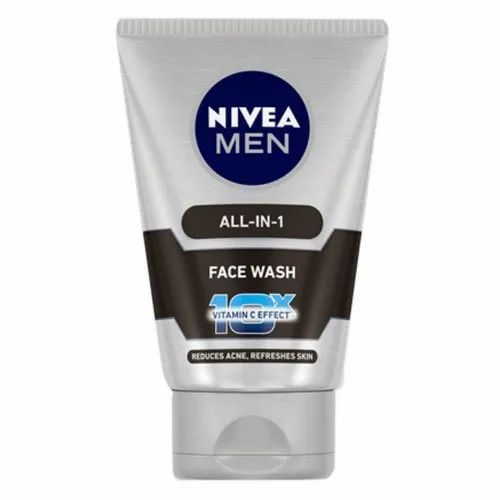 nivea men face