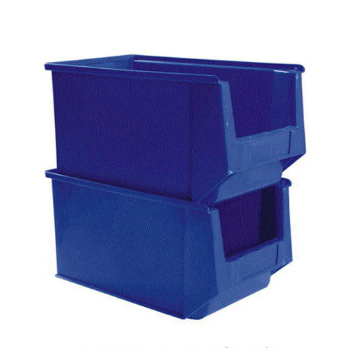Blue Storage Racking Bins