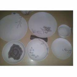 Ceramic Matte Finished Dinner Set