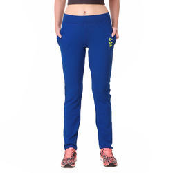 Blue Cotton Ladies winter Lower