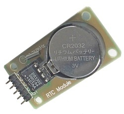 DS1302 Real Time Clock Module with Battery CR2032
