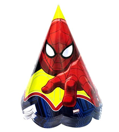 Spider Man Party Hat Kings Paper Mart