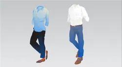 Unisex Sales Uniform, for Office