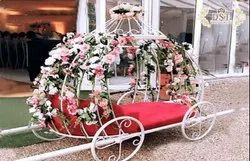 DST EXPORTS Cinderella Theme Bride Entry Carriage Australia for Wedding