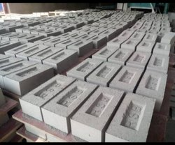 Gray Cement Bricks For Side Walls