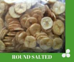 GREEN DOT. Salted Banana Chips, Packaging Type: Loose, Packaging Size: 5 Kg