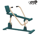 Commercial Outdoor Fitness Equipment Rowing Machine