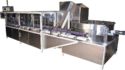 Bottle Unscrambler For Filling And Labelling Line