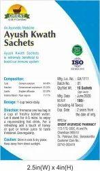 Ayush Kwath Sachet
