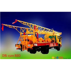 JOHN Rig Machine, Drilling Rig Type: Land Based Drilling Rigs, for Water Well