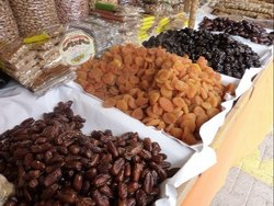 Custom Clearance For ( Export Edible Nuts And Dried Fruits) At Astro Global Logistics