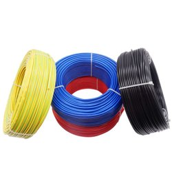 Rated Current: 21 Amp Conductor Type: Armoured Copper PVC Electrical Wire, 220-440 V, Wire Size: 5-10 Mm