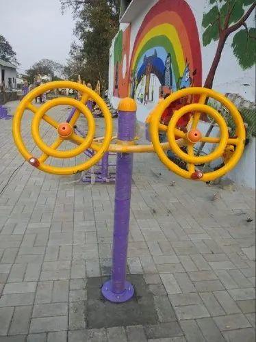 Spinner Wheel Open Gym Equipment