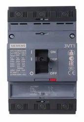 Molded Case,Circuit Breaker Plastic MCCB Siemens 100A, 3 Pole, Model Name/Number: 3VT1710-2DA36-0AA0