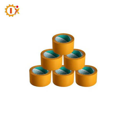 Printed Colored BOPP Packing Tape with Brand, Packaging Type: Roll