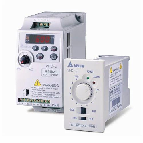 AC Drive, Servo Motor & Motion Controller - AC Inverter