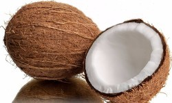 Semi Husk Nature Fresh Coconut