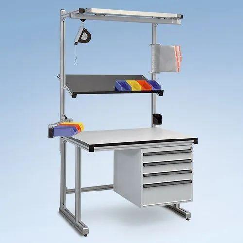 Swell Aluminium Work Bench Ncnpc Chair Design For Home Ncnpcorg