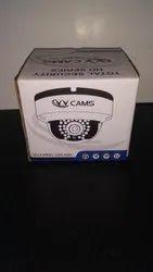 DOME CCTV Camera Box