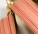 Metal Zippers for Leather Bags with Euro Teeth